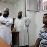 Tipici esponenti della comunità bengalese a Roma