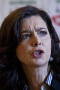 """Laura Boldrini agli zingari: """"Siate orgogliosi della vostra cultura"""""""
