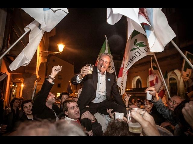 Sindaco di Vicenza festeggia la rielezione, i Vicentini sono soddisfatti del degrado.
