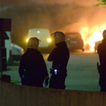Youths riot in Stockholm