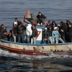 Nuovi sbarchi di immigrati sull'isola
