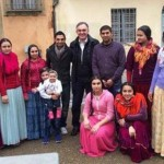 Immigrazione: foto Rossi con famiglia Rom,scatta la polemica