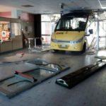 Due bus lanciati contro una scuola chiusa nel Modenese. Carpi: dopo furto in un deposito danni ingenti e ipotesi vandali - DA ANSA BOLOGNA